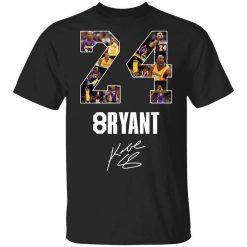 24 8ryant Kobe Bryant 1978 2020 T-Shirts, Hoodies, Long Sleeve