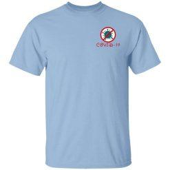 Disney Fuck Covid-19 T-Shirts, Hoodies, Long Sleeve