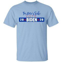 For Pete's Sake Vote Joe Biden 2020 T-Shirts, Hoodies, Long Sleeve