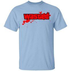 Wasted GTA 5 T-Shirts, Hoodies, Long Sleeve
