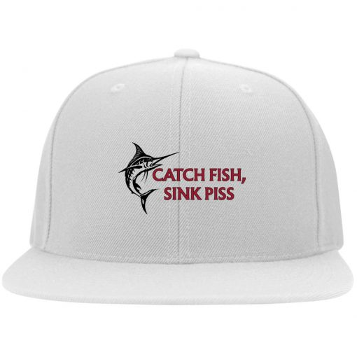 Catch Fish Sink Piss Hat