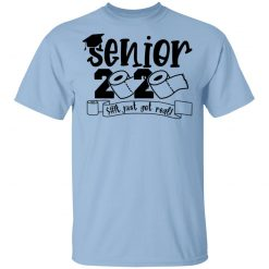 Class Of 2020 The Year Shit Got Real Graduation T-Shirts, Hoodies, Long Sleeve