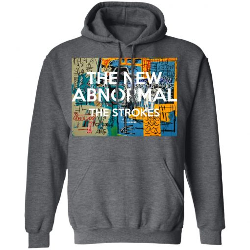 The New Abnormal The Strokes T-Shirts, Hoodies, Long Sleeve