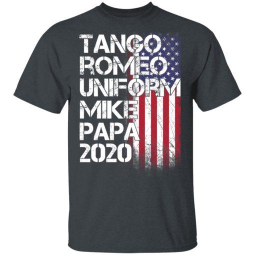 Tango Romeo Uniform Mike Papa 2020 American Flag Version T-Shirts, Hoodies, Long Sleeve