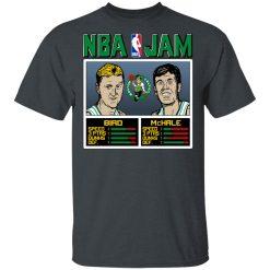 NBA Jam Celtics Bird And McHale T-Shirts, Hoodies, Long Sleeve