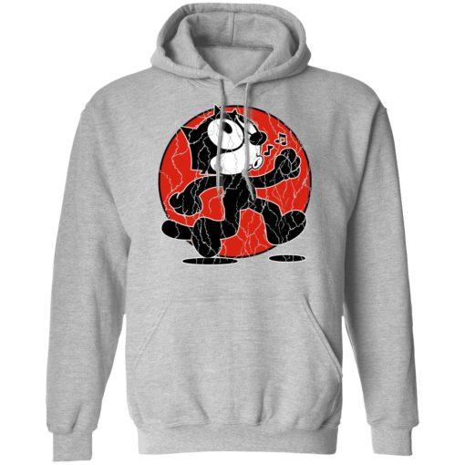Felix The Cat Keep Walking Vintage T-Shirts, Hoodies, Long Sleeve