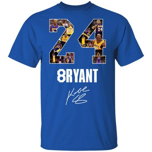 24 8ryant Kobe Bryant 1978 2020 T-Shirts, Hoodies, Long Sleeve