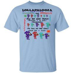 Lollapalooza Festival 1992 T-Shirt