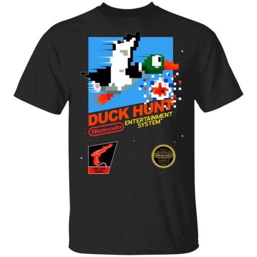 Nintendo Duck Hunt Entertainment System T-Shirts, Hoodies, Long Sleeve