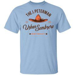 The J Peterman Urban Sombrero New York City T-Shirt