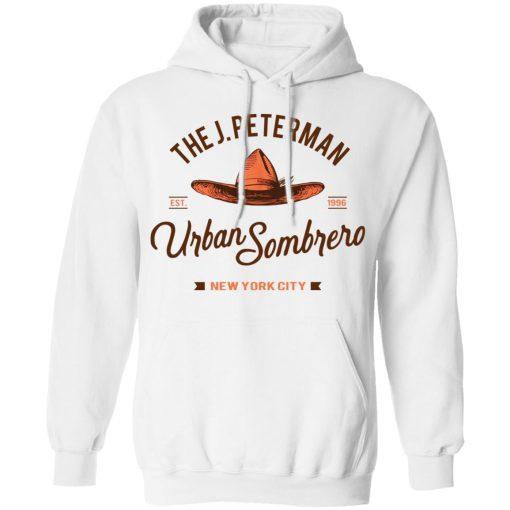 The J Peterman Urban Sombrero New York City T-Shirts, Hoodies, Long Sleeve