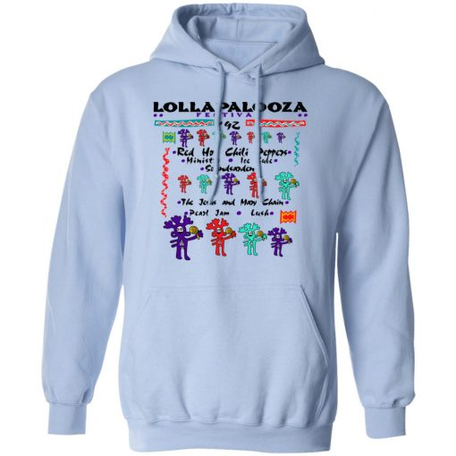 Lollapalooza Festival 1992 T-Shirts, Hoodies, Long Sleeve