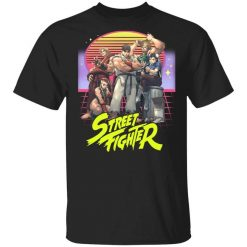 Street Fighter Official T-Shirts, Hoodies, Long Sleeve