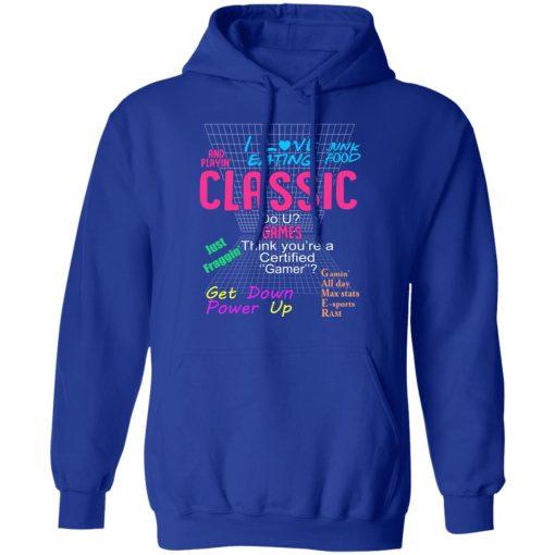 I Love Eating Classic Do U Games T-Shirts, Hoodies, Long Sleeve
