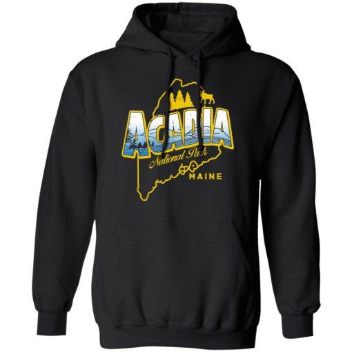 Acadia National Park Maine T-Shirts, Hoodies, Long Sleeve