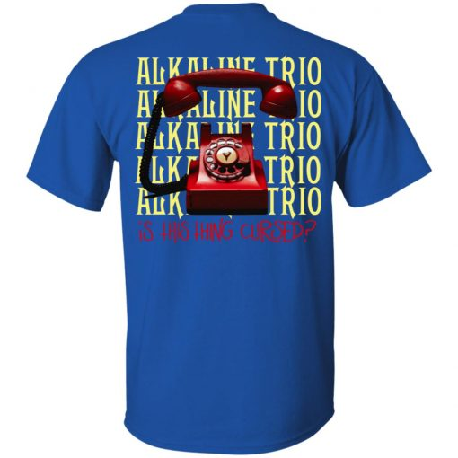 Alkaline Trio Is This Thing Cursed T-Shirts, Hoodies, Long Sleeve