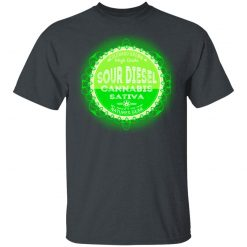 Sour Diesel Cannabis Sativa T-Shirts, Hoodies, Long Sleeve