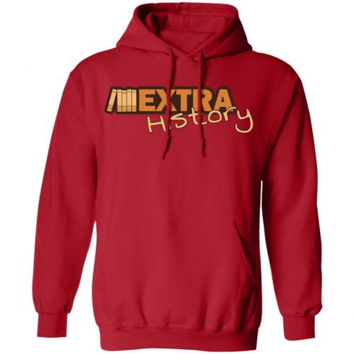 Extra History Logo T-Shirts, Hoodies, Long Sleeve
