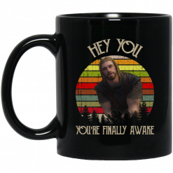 Skyrim Ralof Hey You You're Finally Awake Mug