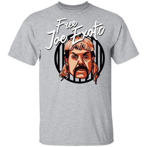 Free Joe Exotic T-Shirts, Hoodies, Long Sleeve
