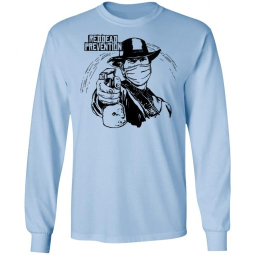 Reddead Prevention T-Shirts, Hoodies, Long Sleeve