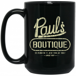Paul's Boutique New York Since 1989 Mug