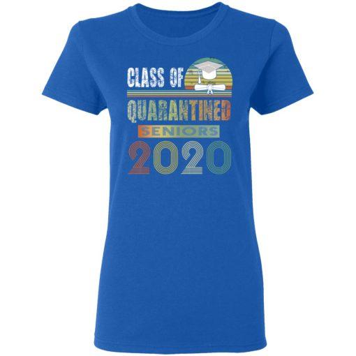 Class Of Quarantined Seniors 2020 T-Shirts, Hoodies, Long Sleeve