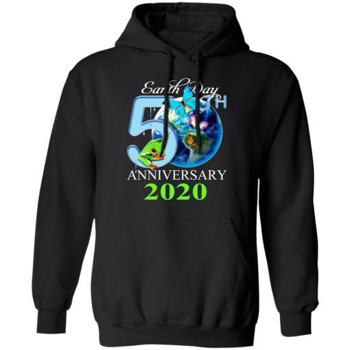 Earth Day 50th Anniversary 2020 T-Shirts, Hoodies, Long Sleeve