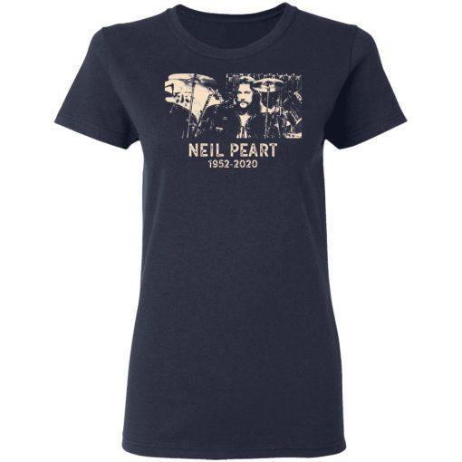 Rip Neil Peart 1952 2020 T-Shirts, Hoodies, Long Sleeve