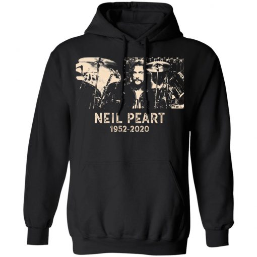Rip Neil Peart 1952 2020 T-Shirts, Hoodies, Long Sleeve