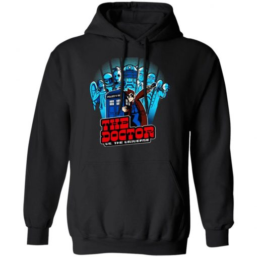 The Doctor Us. The Universe T-Shirts, Hoodies, Long Sleeve