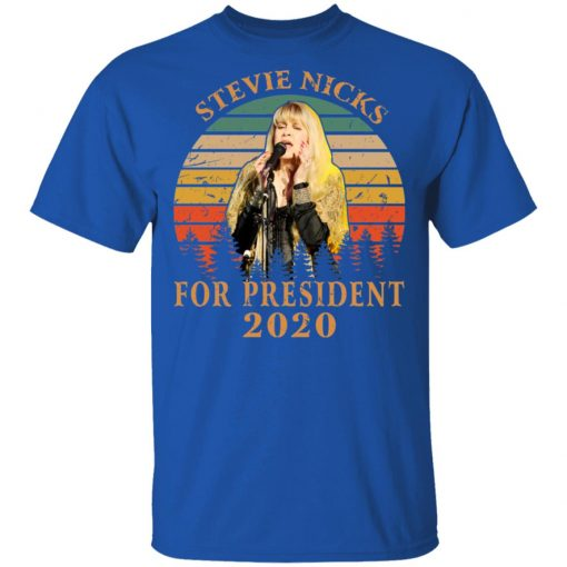 Stevie Nicks For President 2020 T-Shirts, Hoodies, Long Sleeve