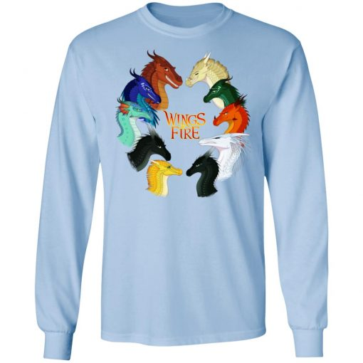 Wings Of Fire T-Shirts, Hoodies, Long Sleeve