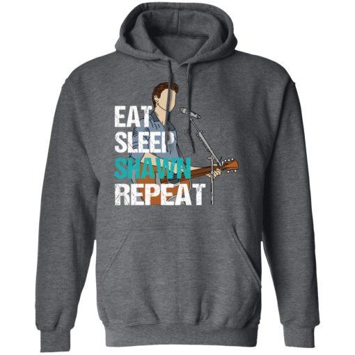 Eat Sleep Shawn Repeat T-Shirts, Hoodies, Long Sleeve