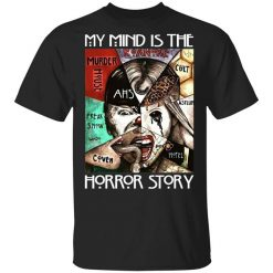 American Horror Story My Mind Is The Horror Story T-Shirt