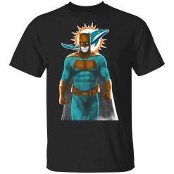 Miami Dolphins Batman Mash Up T-Shirts, Hoodies, Long Sleeve