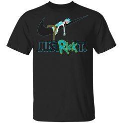Rick And Morty Just Rick It T-Shirts, Hoodies, Long Sleeve