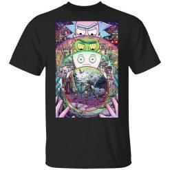 Rick And Morty Miniverse T-Shirts, Hoodies, Long Sleeve