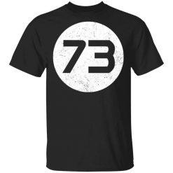 Sheldon Cooper's 73 T-Shirts, Hoodies, Long Sleeve