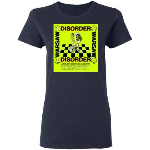 Warsaw Disorder T-Shirts, Hoodies, Long Sleeve