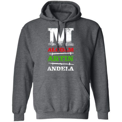 M Alcolm Artin Andela T-Shirts, Hoodies, Long Sleeve