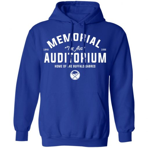 1940 1996 Memorial Auditorium Home Of The Buffalo Sabres T-Shirts, Hoodies, Long Sleeve