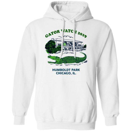 Gator Watch 2019 Humboldt Park Chicago IL T-Shirts, Hoodies, Long Sleeve