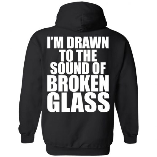 Crowbar I'm Drawn To The Sound Of Broken Glass T-Shirts, Hoodies, Long Sleeve