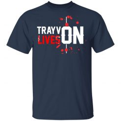 Trayvon Lives Trayvon Martin T-Shirts, Hoodies, Long Sleeve