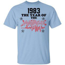 1983 The Year Of The Earthquakes San Jose Earthquakes T-Shirts, Hoodies, Long Sleeve