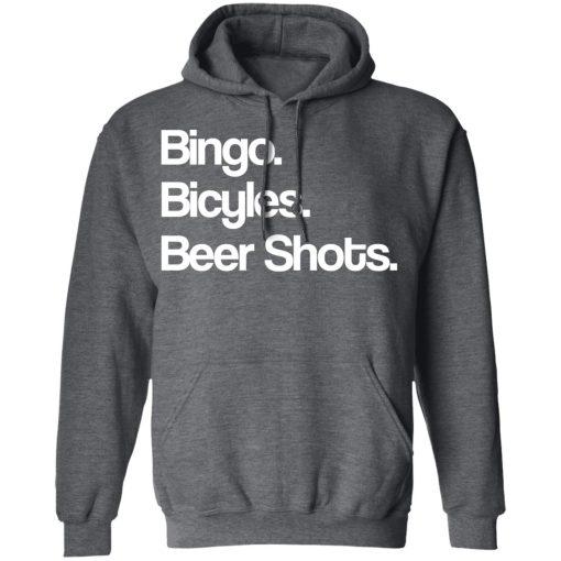 Bingo Bicycles Beer Shots T-Shirts, Hoodies, Long Sleeve