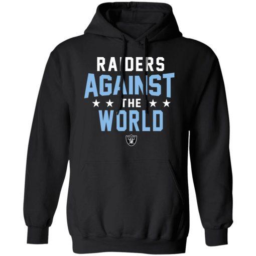 Oakland Raiders Raiders Against The World T-Shirts, Hoodies, Long Sleeve