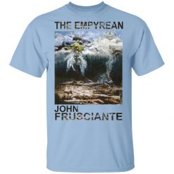 The Empyrean John Frusciante T-Shirts, Hoodies, Long Sleeve