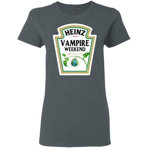 Heinz Vampire Weekend 57 Varieties 1869 T-Shirts, Hoodies, Long Sleeve